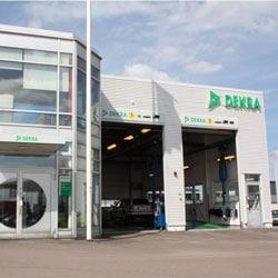 DEKRA Bilbesiktning, Bilprovning Borås