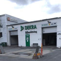 DEKRA-Haninge-Brandbergen-Bilprovning