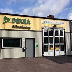 DEKRA-Karlskoga-bilprovning