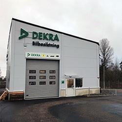 DEKRA-Bilprovning-bilbesiktning-Växjö
