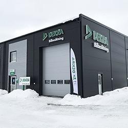 DEKRA-Bilbesiktning-Bilprovning-Östersund
