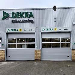 DEKRA Bilbesiktning Norrköping