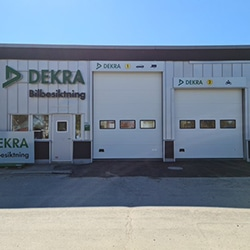 DEKRA-Boden-bilprovning